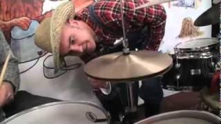 Mukketier TV, Folge 6: Wie funktioniert ein Schlagzeug ?
