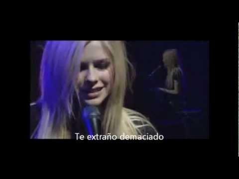 Avril Lavigne-I miss you