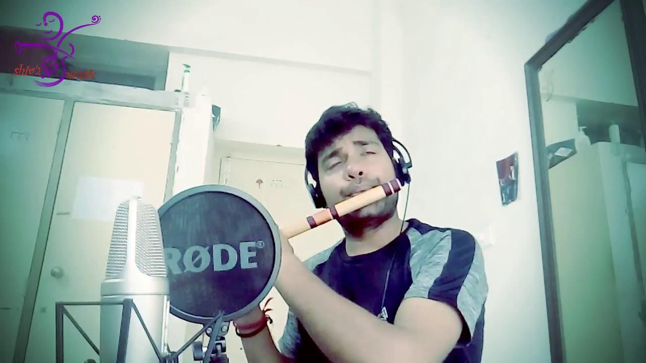 Mein Phir Bhi Tumko Chahunga    Flute Cover    JHALAK DUTTA