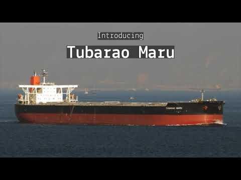 Tubarao Maru - Cargo Ore Carrier