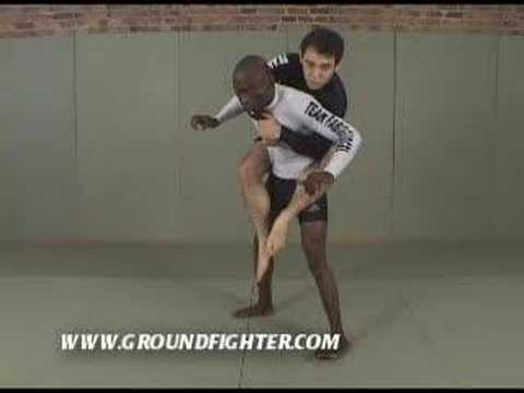 Marcelo Garcia Winning Submission Grappling Series 1 - Arm Drag
