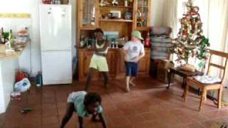The Mandoza dance at St Francis