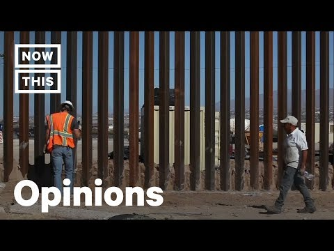 Trump Caught in a Lie About the Border Wall and El Paso | NowThis