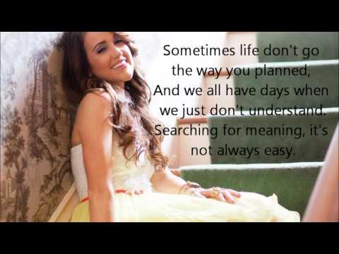 Still That Girl- Britt Nicole (lyrics)