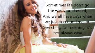 Still That Girl- Britt Nicole (lyrics)