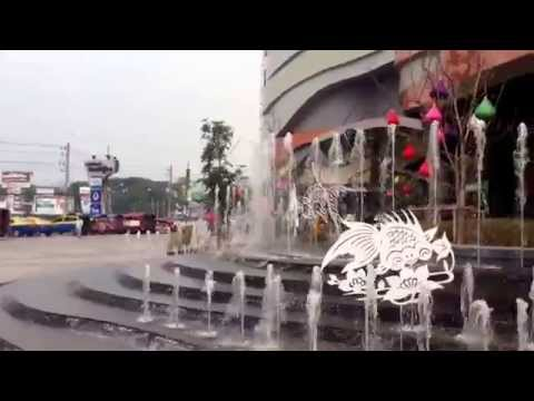 清迈 เชียงใหม่, ลานน้ำพุ central festival, Chiangmai, thailand