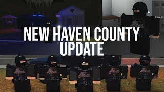 [57] MSP PATROL, THE UPDATE IS HERE!!! ( SOB GEAR, UTILITY TRUCK ) | New Haven County ROBLOX