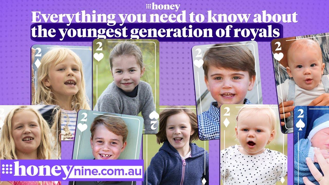 Explainer: Meet the NEXT generation of Royals | 9Honey - 9Honey