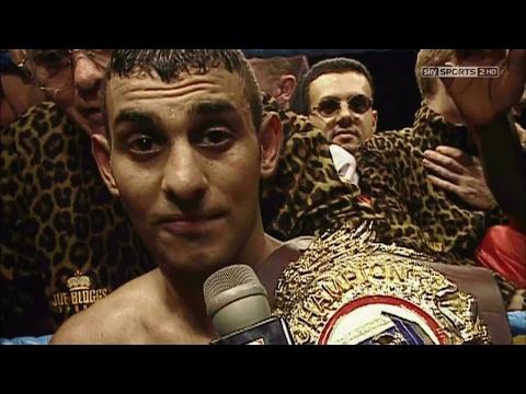 Sporting Mavericks :  Prince Naseem Hamed David GfPisano