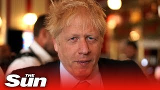 Boris Johnson - Kim Darroch leaker should be 'run down, caught and eviscerated'