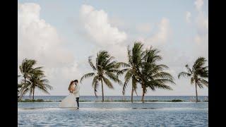 Wedding destination Videography and photography at Grand Velas Riviera Maya - Highlight Gigi & Bruno
