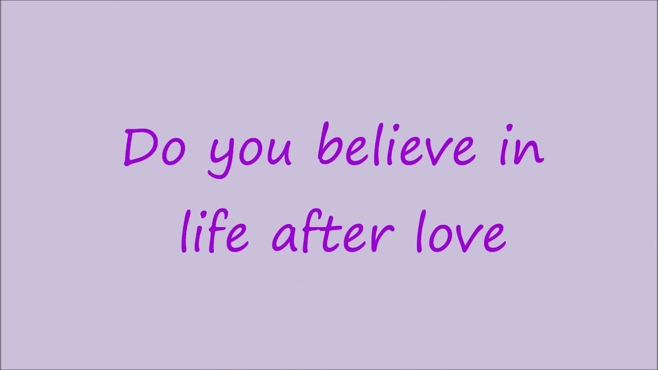 Believe (Cher song) - Wikipedia