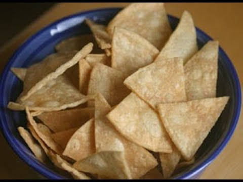 how to make cinnamon chips out of tortillas
