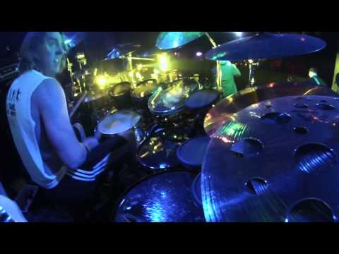 Cold and Ugly Stinkfist (Drum Cam) - by Lateralus The Live [TOOL] Experience