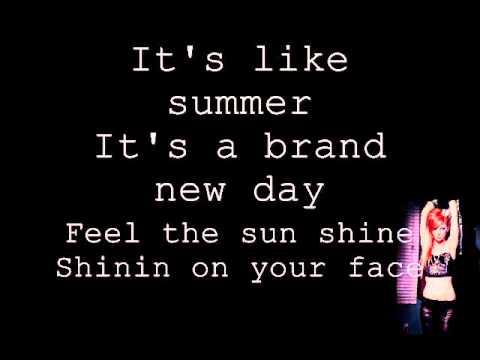 Lux - Its Like Summer Lyrics