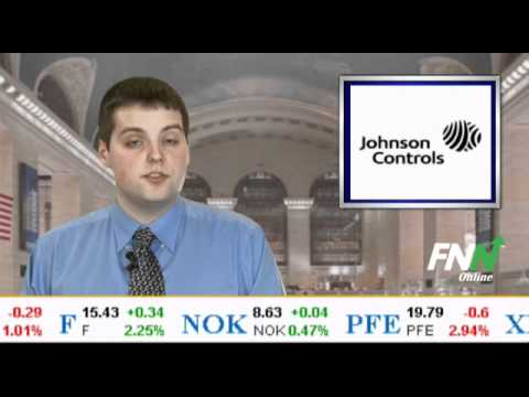 Johnson Controls Topped Q2 Estimates, Issued 2011 Revenue Guidance