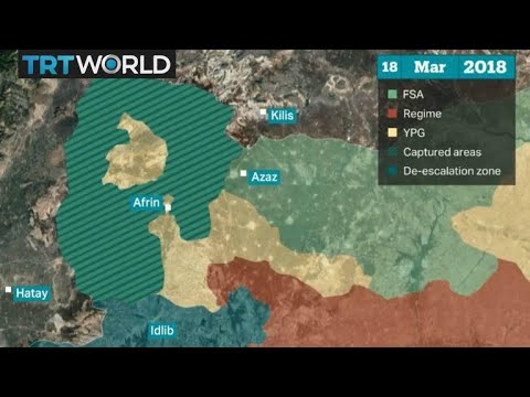 Special Coverage: Turkish army and Free Syrian Army takes Af