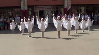"Танец ""Птицы"" школа  67 г. Минск"