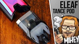 Eleaf Tance Pod. Качественный доставлятор никотина.