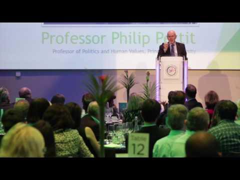 The Wheel's Annual Lecture 2016: Professor Phillip Pettit (25 May 2016, Dublin)