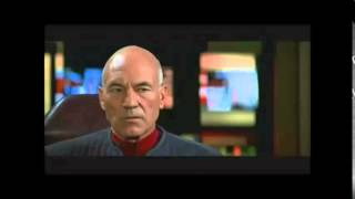 Captain Picard vs The Dub step Machine