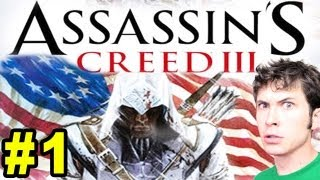 Let's Play Assassin's Creed 3 - Part 1