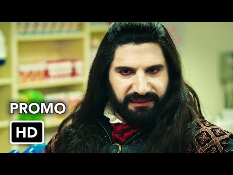 """What We Do In The Shadows Season 2 """"Blood Pressure"""" Teaser Promo (HD) Vampire Comedy Series"""