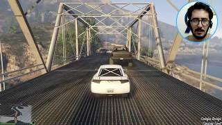 KAMU KIZI İLE çIPLAK VE çILGIN İŞLER !!! - GTA ONLINE - GRAND THEFT AUTO V  w/Oyunportal