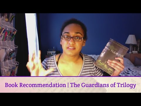 Book Recommendation: The Guardians of Time Trilogy