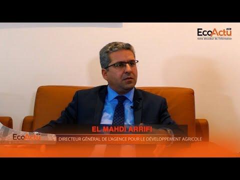 Bilan Exhaustif Du Plan Maroc Vert Avec El Mahdi Arrifi DG De L'ADA
