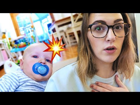 BABY SCARE   |   HE FELL OFF THE BED