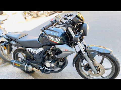 Benelli TNT 150 mẫu đời mới trong phân khúc 150cc nhà Benelli | Tài moto gò vấp 0908865346