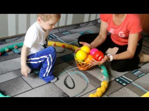 Видео для детей: Подвижные игры дома
