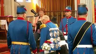 Inauguratie Keizer schutterij St Eligius Juliana Schinveld