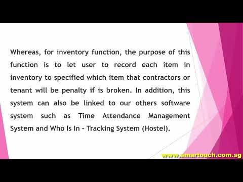 Hostel Management System Introduction And Report Sample Work With