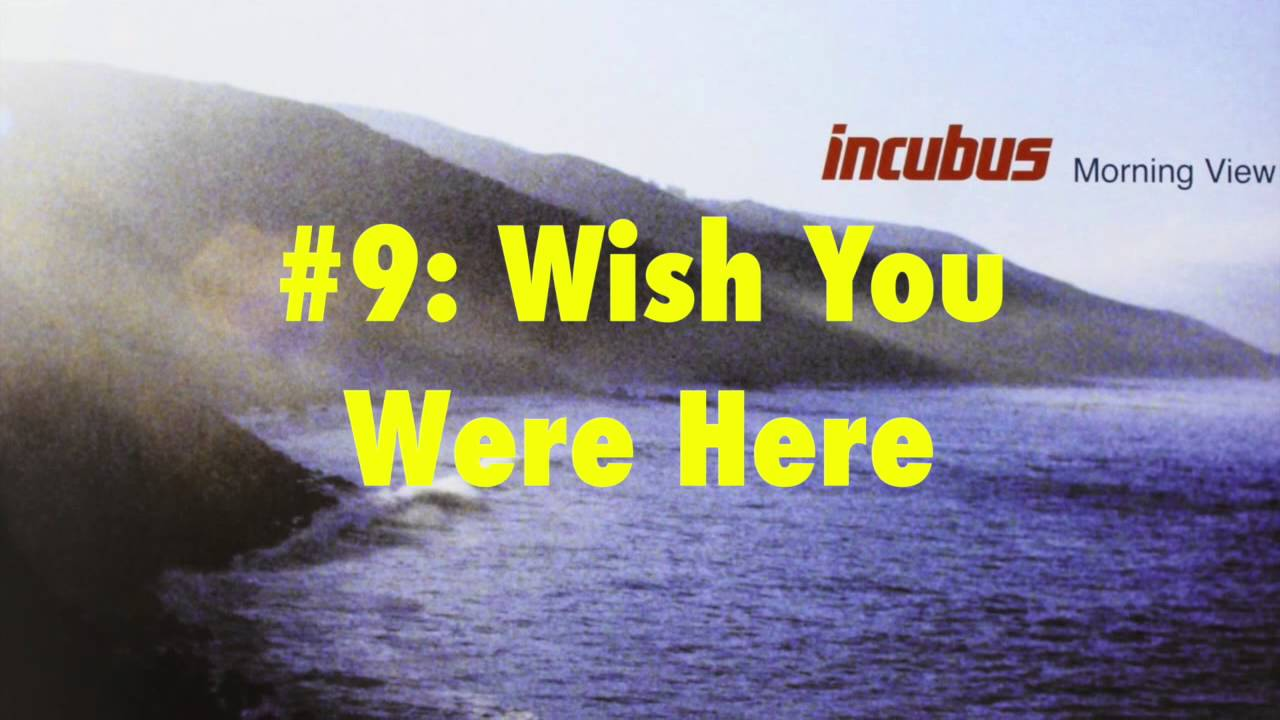 Incubus Songs List Good my personal top 25 incubus songs - youtube