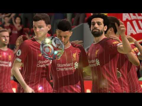 Liverpool – Bayern München | Uefa Champions League | Full Match & Highlights | Fifa 20 Gameplay |