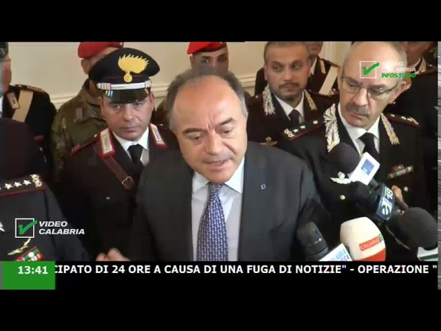 InfoStudio il telegiornale della Calabria notizie e approfondimenti -19 Dicembre ore 13.30