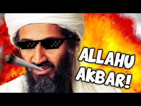 ALLAHU AKBAR! I TRAP REMIX