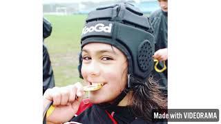 Zander Hughes rugby life
