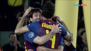 UEFA Şampiyonlar Ligi En İyi 50 Maç Özeti