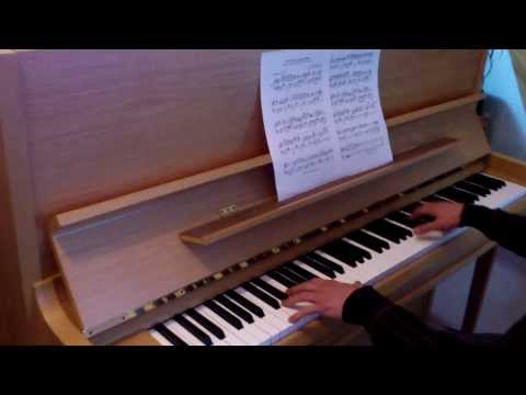 The Tracy Lounge Piano - Transcription PDF Music Sheets Score Available! - Thunderbirds