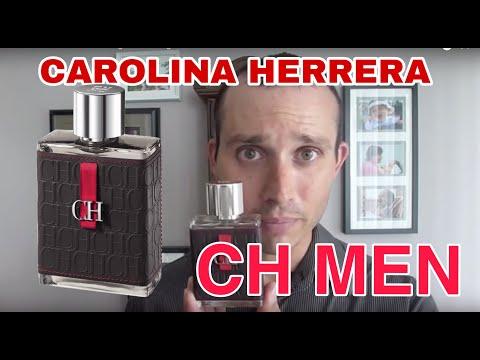 Carolina Herrera CH Men fragrance/cologne review