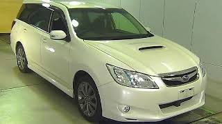 2008 Subaru Exiga 4WD_2.0GT YA5