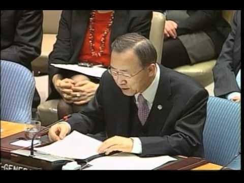 UN passed new resolution on IRAQ