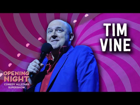 Tim Vine - 2016 Opening Night Comedy Allstars Supershow