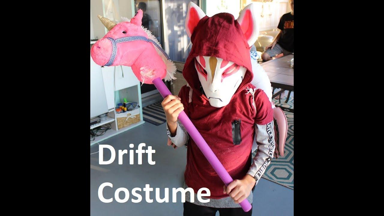 How To Make Drift Costume 2019 Fortnite Drift Mask