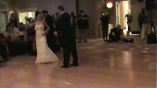 Father Daughter Pulp Fiction Wedding Dance
