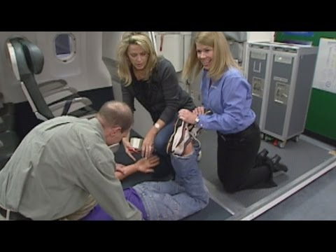 Thumbnail: Watch What it Was Like for Deborah Norville to Become a Flight Attendant in 2010