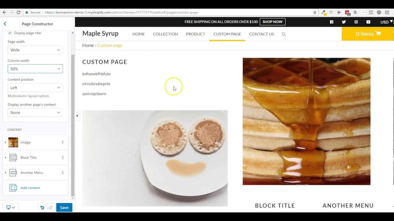 Konversion - The Most Optimized Shopify Theme